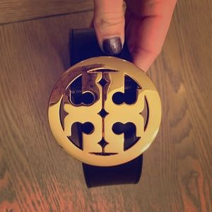 Tory Burch Leather Belt